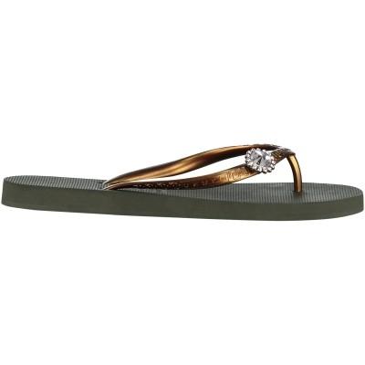 Afbeelding van Uzurii ORIGINAL SWITCH dames slippers army