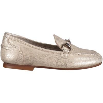 Afbeelding van Clic 9401 kinder loafers goud