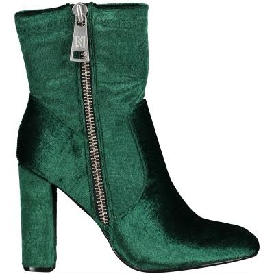 Afbeelding van Nikkie N9554 dames laarzen groen