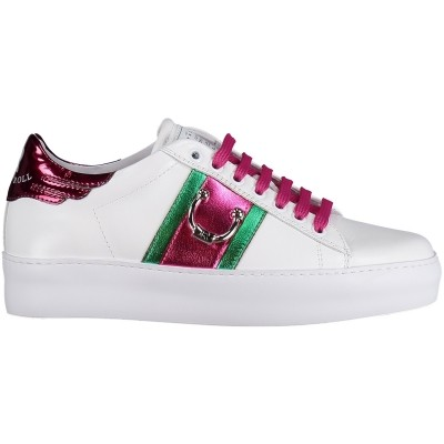 Afbeelding van John Richmond 4457B dames sneakers wit