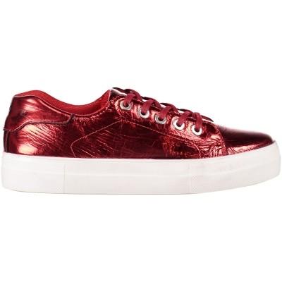 Afbeelding van Nikkie N98801802 dames sneakers rood