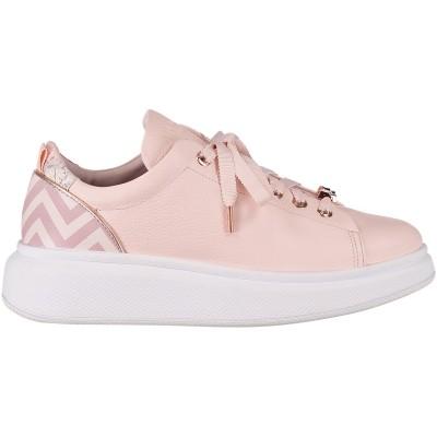 Afbeelding van Ted Baker 917189 dames sneakers licht roze