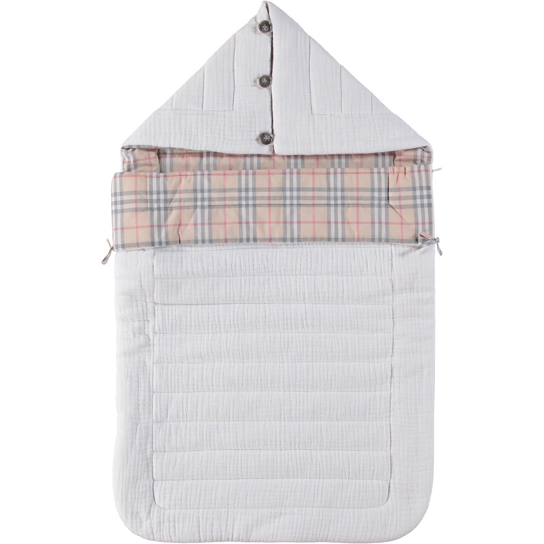 Afbeelding van Burberry 8006745 baby accessoire wit