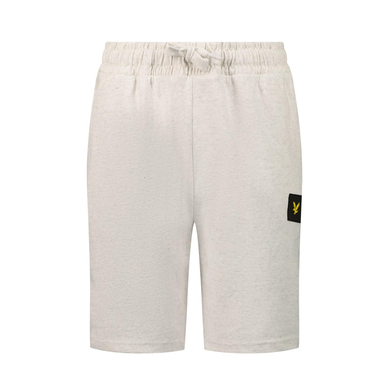 Afbeelding van Lyle & Scott LSC0994 kinder shorts grijs