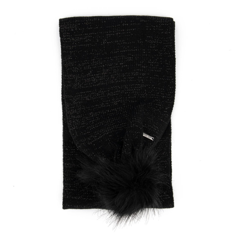Afbeelding van Liu Jo K69032 kinder sjaal zwart