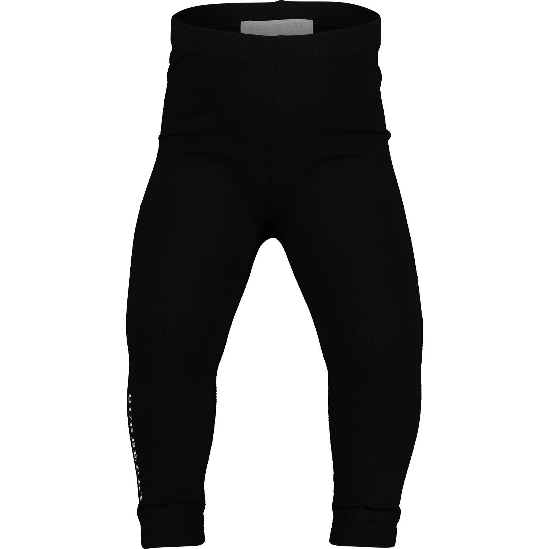 Afbeelding van Burberry 8003087 baby legging zwart