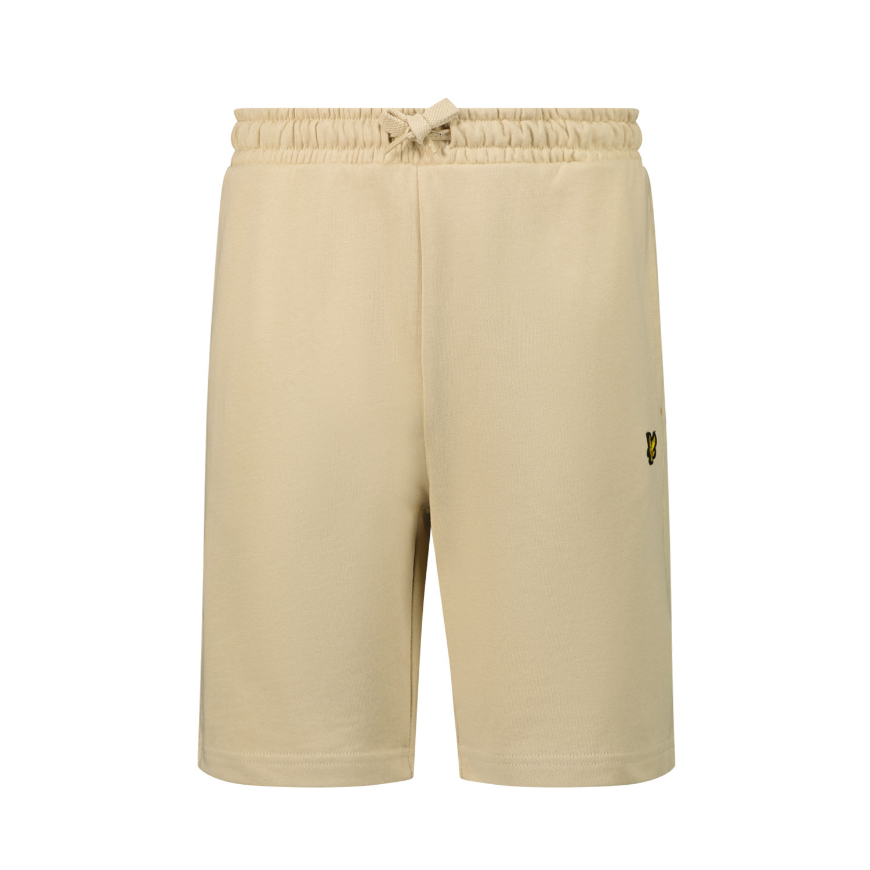 Afbeelding van Lyle & Scott LSC0051S kinder shorts zand