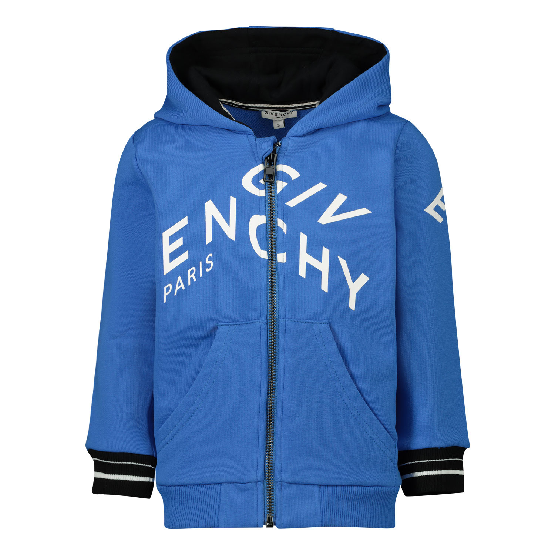 Afbeelding van Givenchy H05155 baby vest cobalt blauw