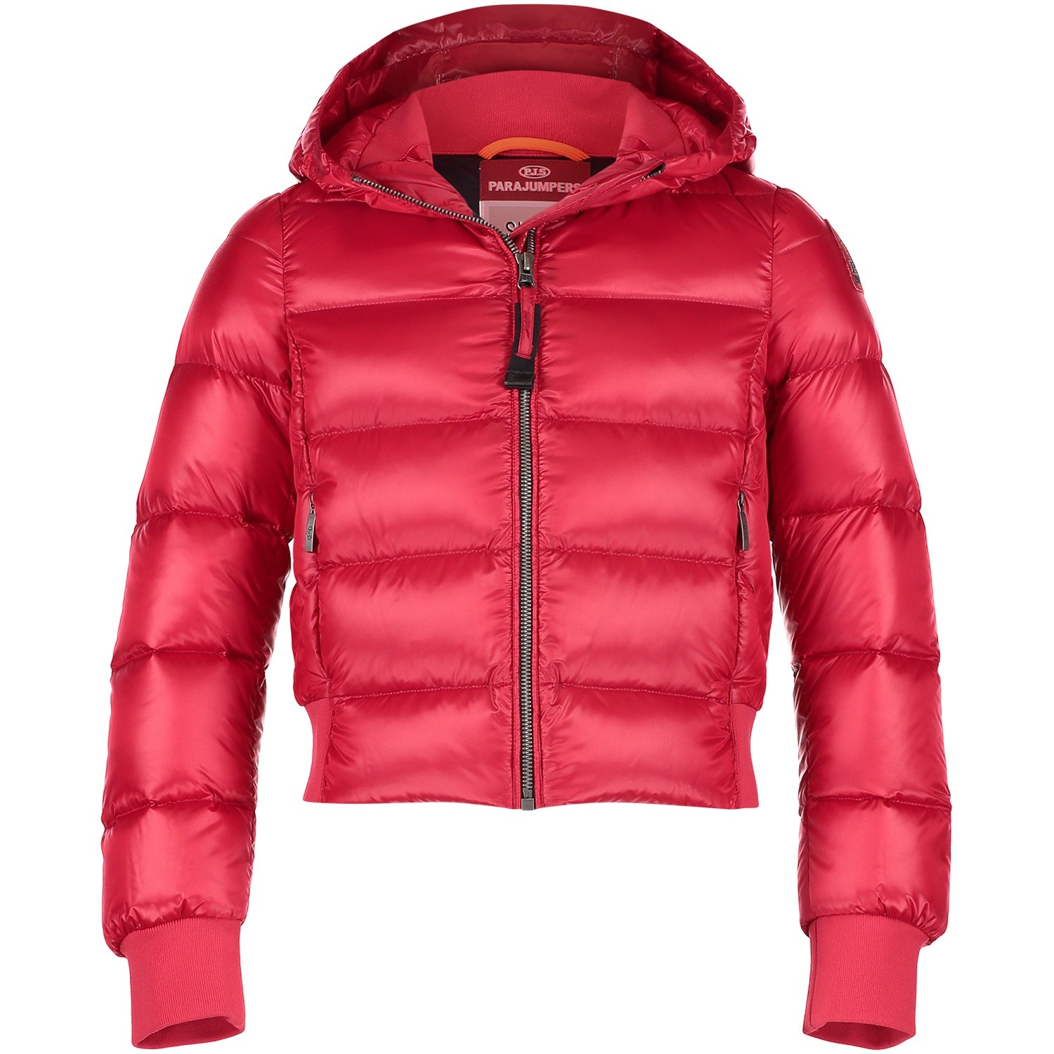 Picture of Parajumpers MSX82 kids jacket red