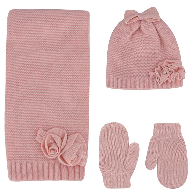 Afbeelding van Mayoral 10105 babymutsje licht roze