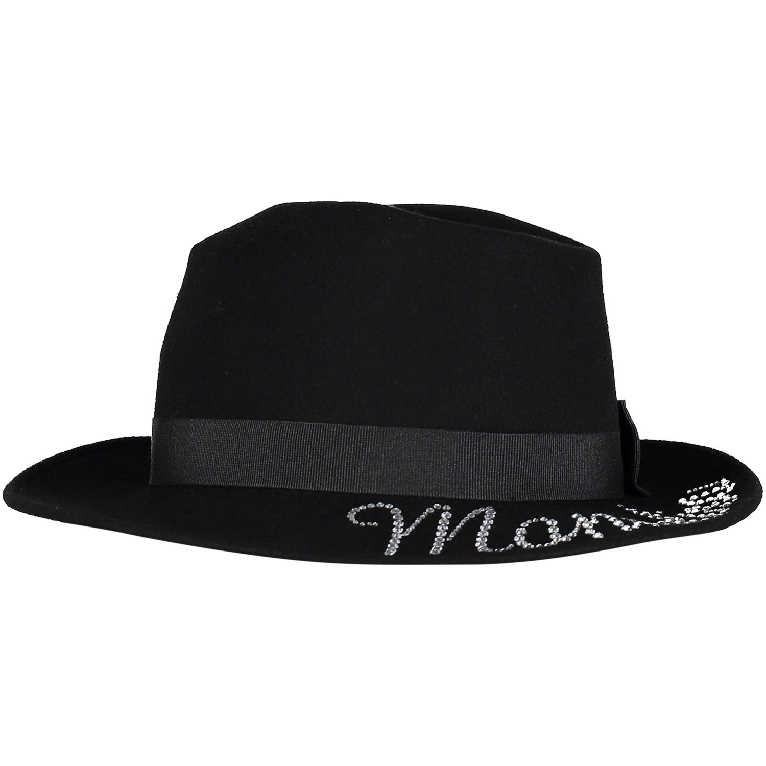 Picture of MonnaLisa 492013 kids hat black