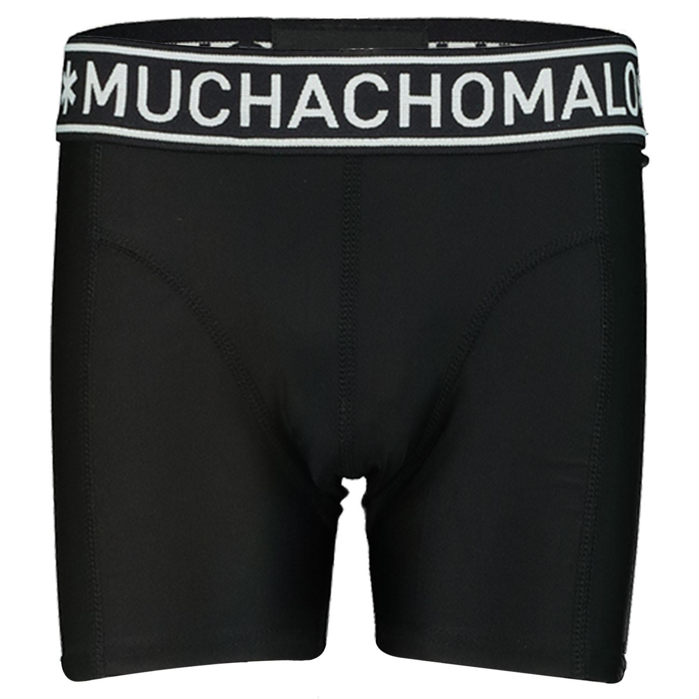 Afbeelding van Muchachomalo SOLID2032 kinder zwemkleding zwart
