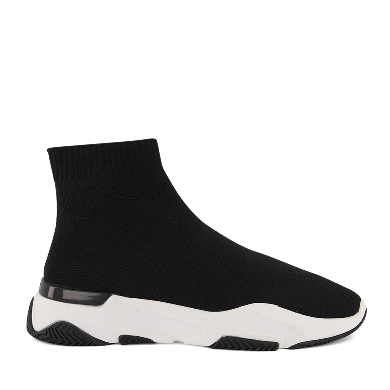 Afbeelding van mallet TS3050 heren sneakers zwart
