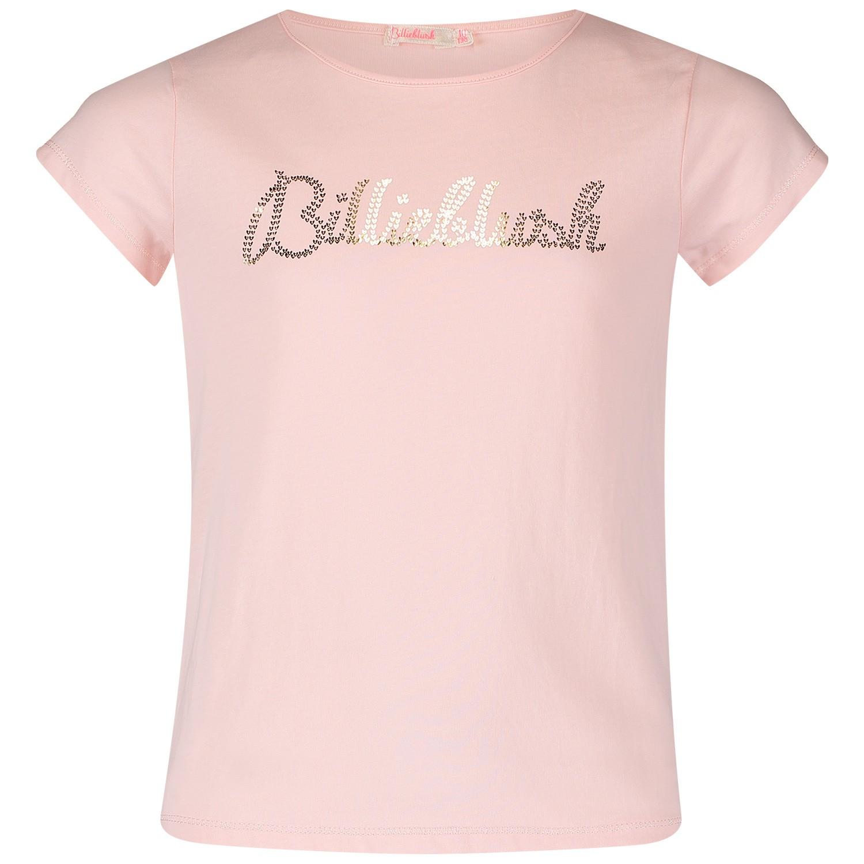 Afbeelding van BillieBlush U15615 kinder t-shirt licht roze