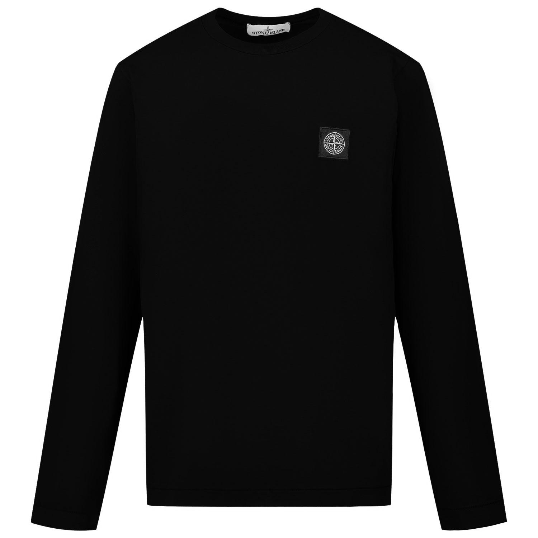Afbeelding van Stone Island MO731620447 kinder t-shirt zwart