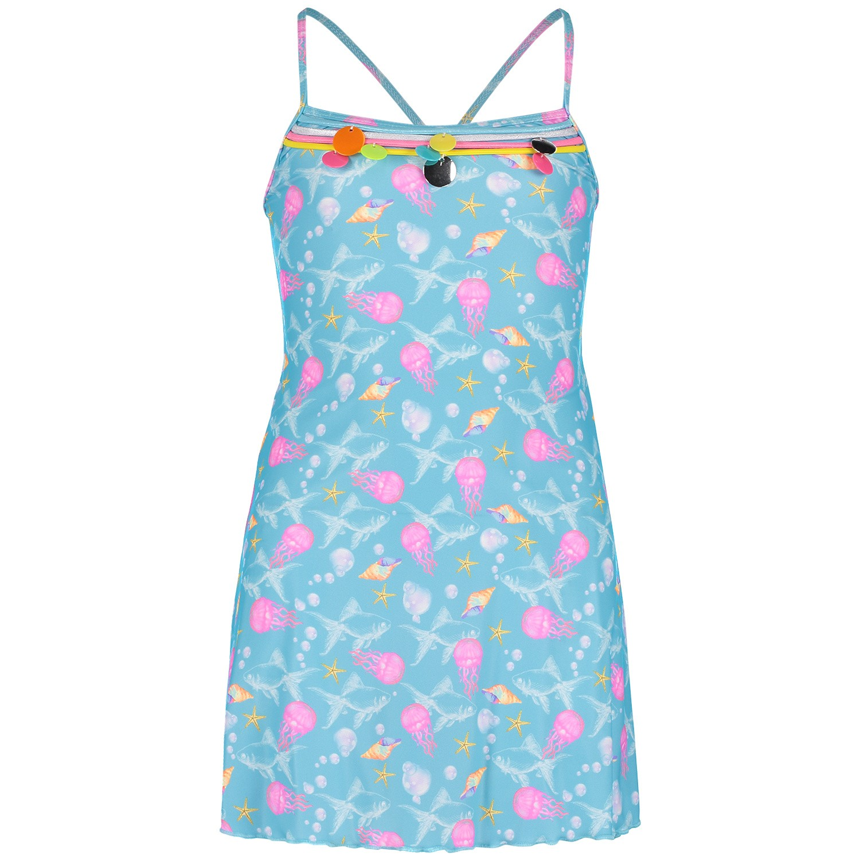 f6fabd087c386a Pate De Sable Rlyoc9 meisjes kinder zwemkleding licht blauw bij ...