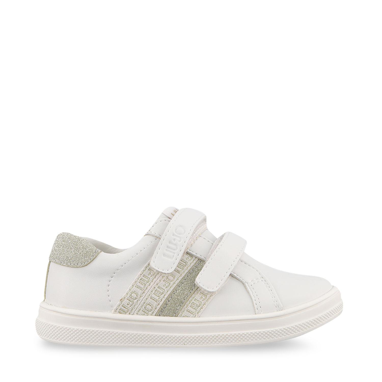 Afbeelding van Liu Jo 4A1307 kindersneakers wit