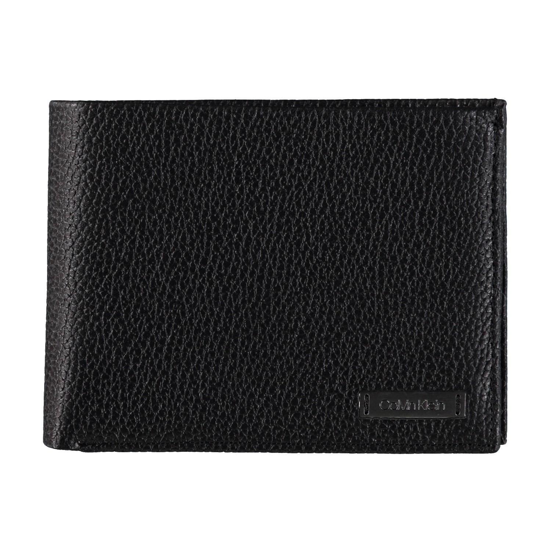 Afbeelding van Calvin Klein K50K503938 heren portemonnee zwart