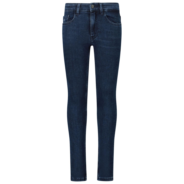Afbeelding van Calvin Klein IB0IB00507 kinderbroek jeans
