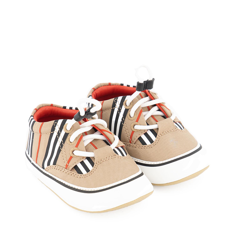 Afbeelding van Burberry 8036930 babyschoenen beige