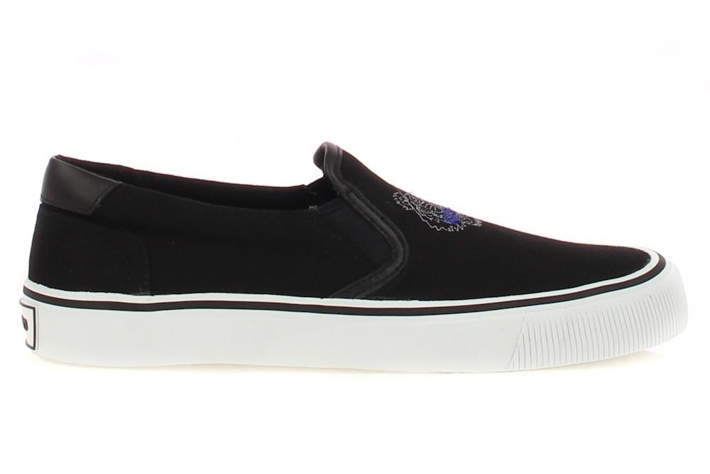 Afbeelding van Kenzo M55881 heren schoen zwart