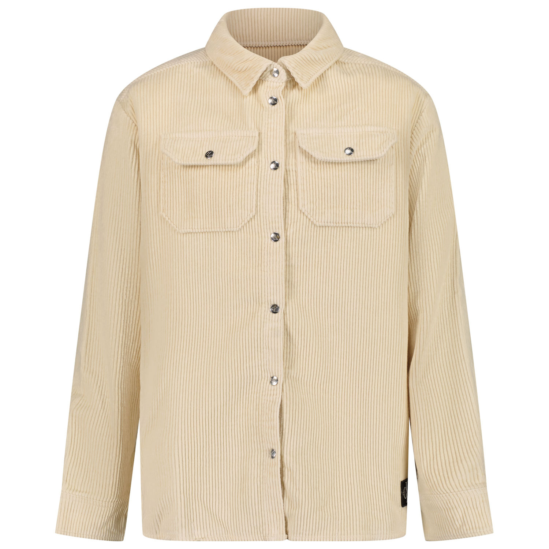 Afbeelding van Calvin Klein IG0IG00772 kinder overhemd off white