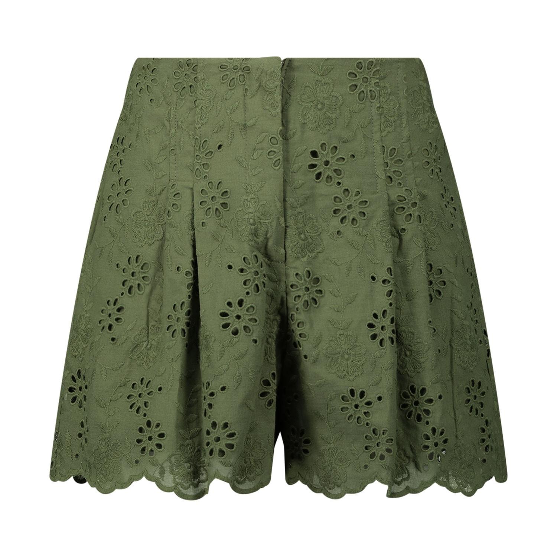 Afbeelding van MonnaLisa 495401 kinder shorts army