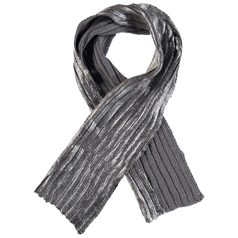 Afbeelding van Catya scarpe abbinata kinder shawl zilver