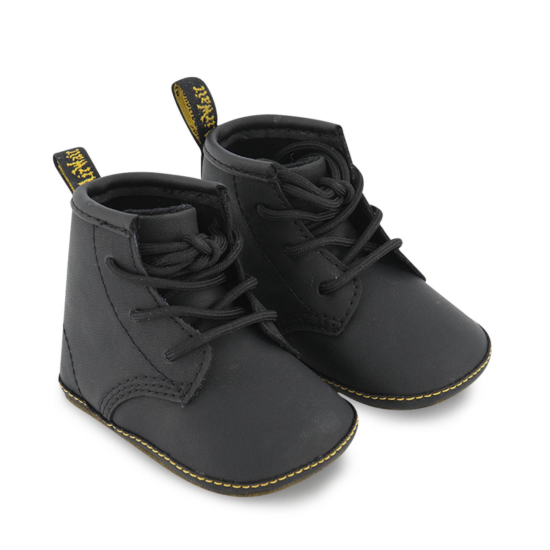 Afbeelding van Dr. Martens 26808 babyschoenen zwart