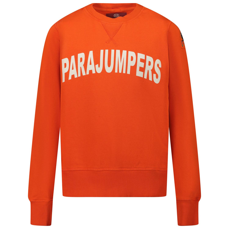 Afbeelding van Parajumpers CF61 kindertrui oranje