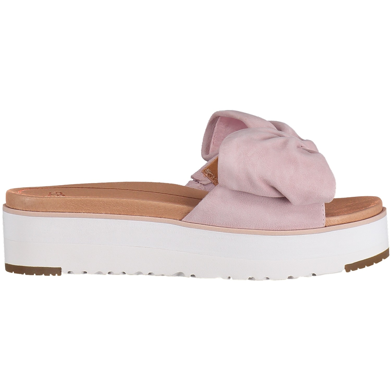 Afbeelding van Ugg 1019868 dames slippers licht roze