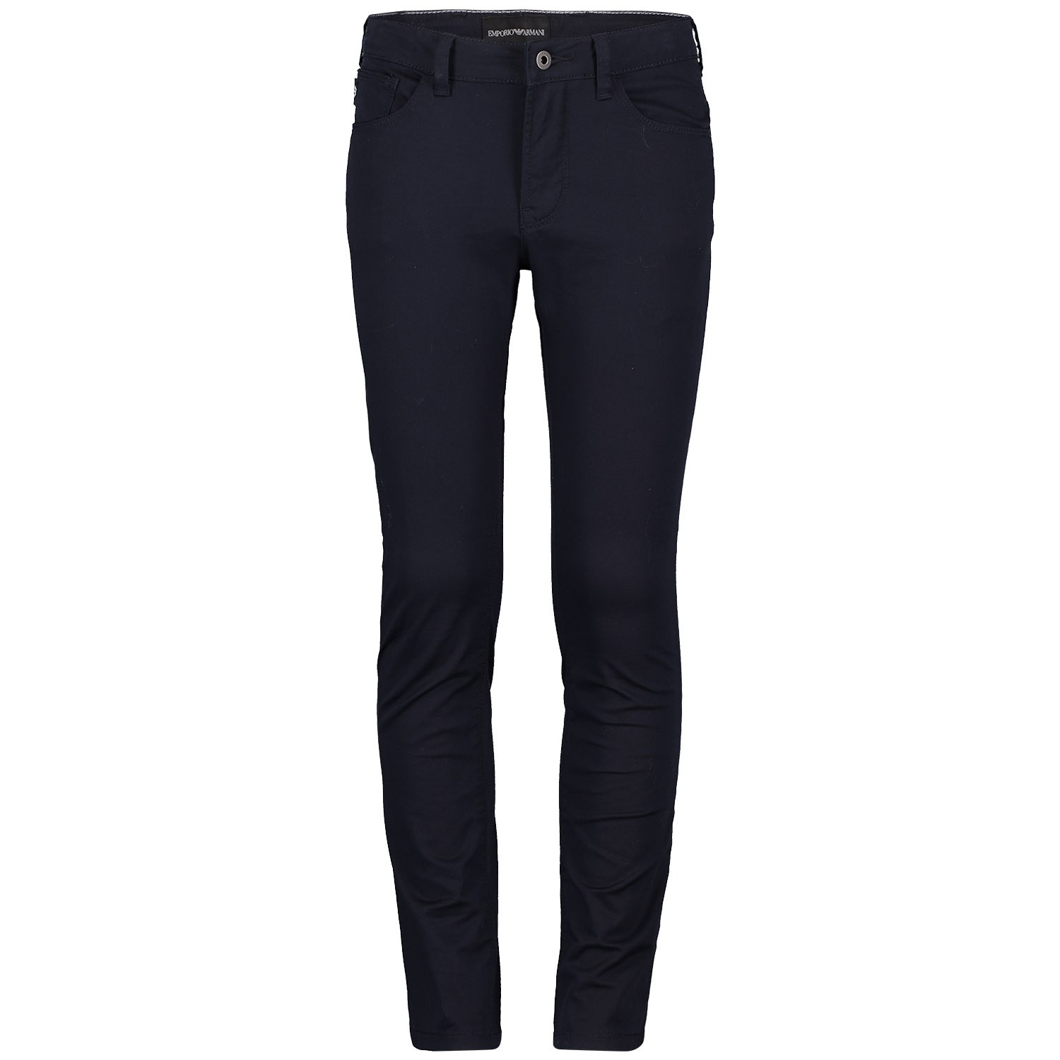 Picture of Armani 8N4J06 kids jeans navy