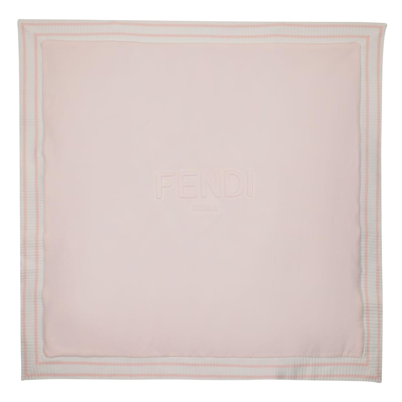 Afbeelding van Fendi BUJ192 babyaccessoire licht roze