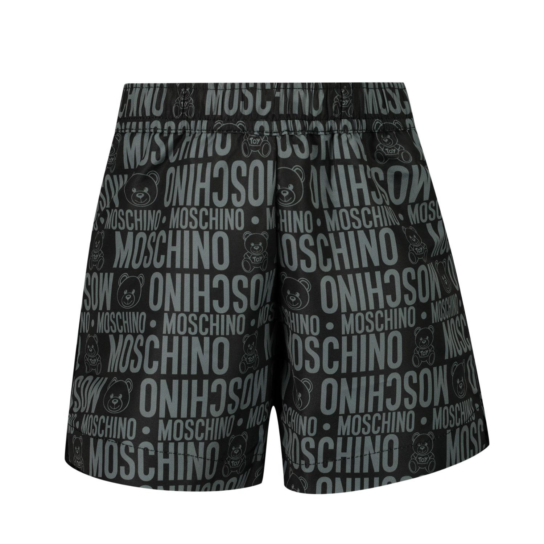 Afbeelding van Moschino MML007 baby badkleding zwart