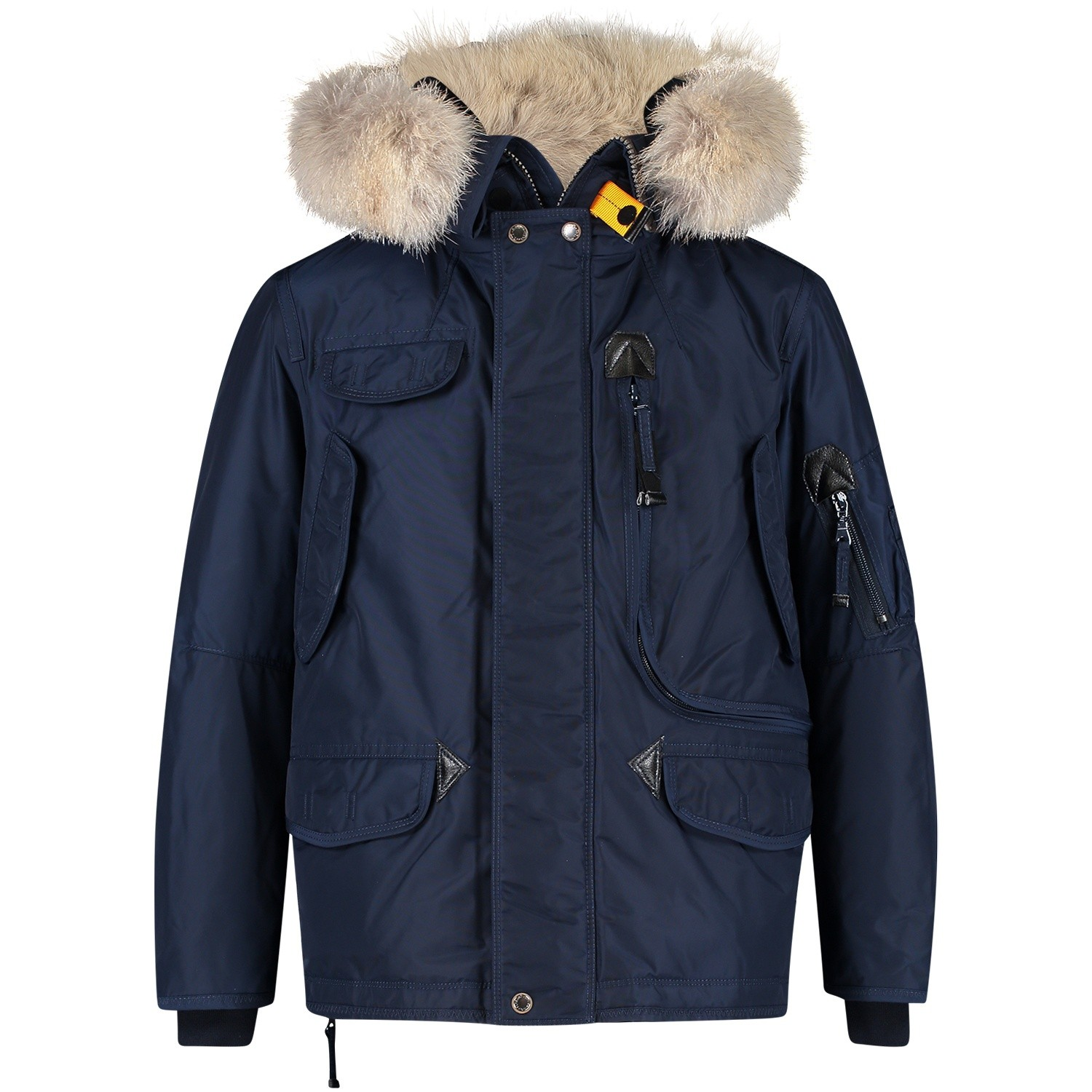 Picture of Parajumpers MA63 kids jacket blue
