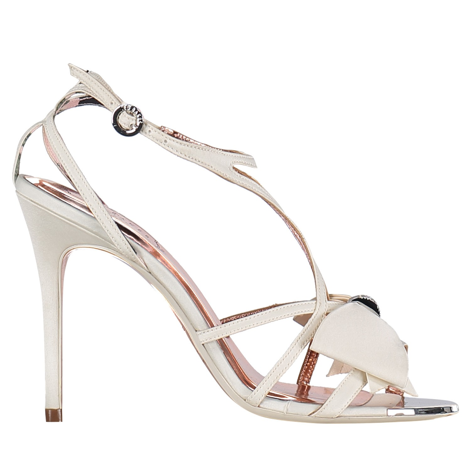 Picture of Ted Baker 918516 womens sandals off white