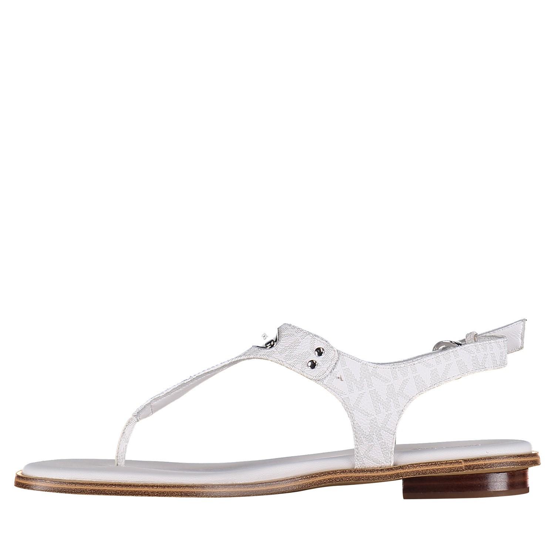 ff8ce234f1c Michael Kors 40R7Plfa1B dames dames sandalen wit bij Coccinelle