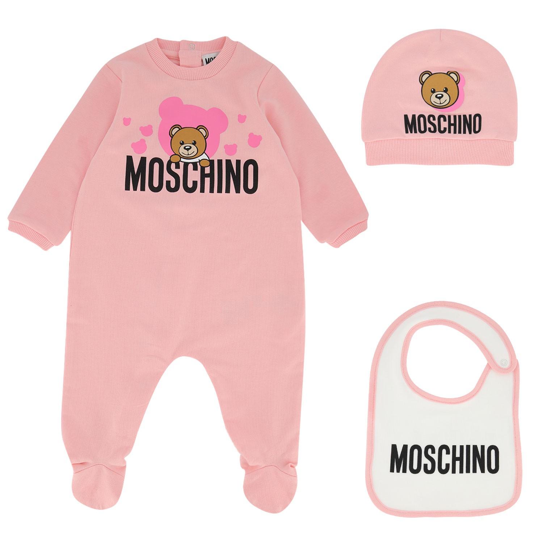 Afbeelding van Moschino MUY020 boxpakje licht roze