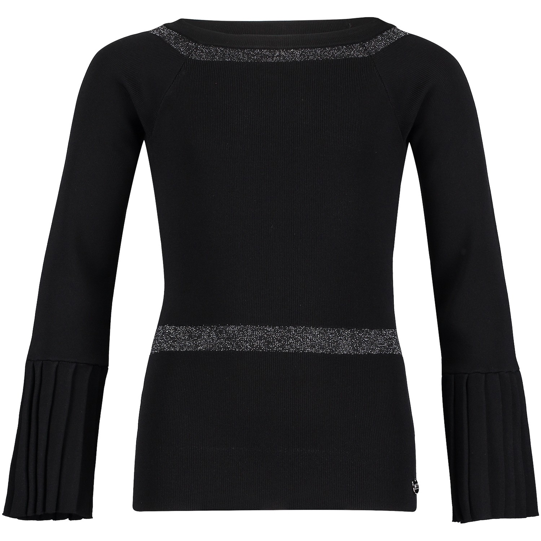 Image of Jacky Girls JGFF17057 kinder t shirt zwart