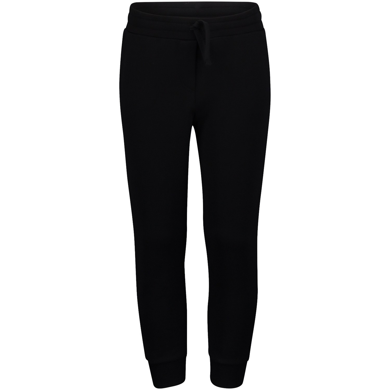 Afbeelding van Dolce & Gabbana L5JP3M kinderbroek zwart