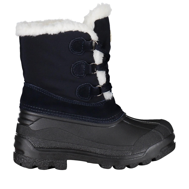 Afbeelding van Moncler 0043300 kinder snowboots navy