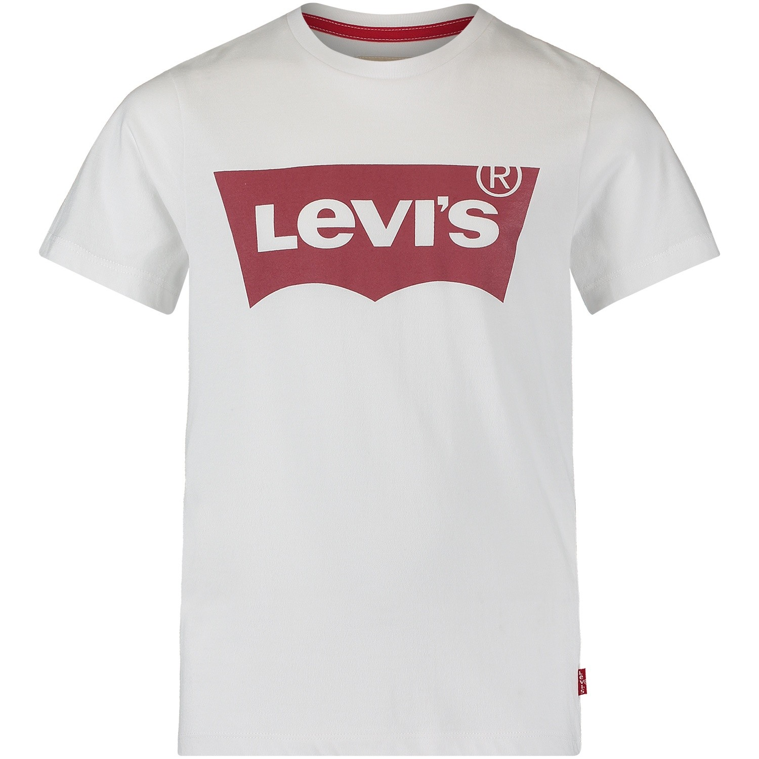 Picture of Levi's N91004H kids t-shirt white