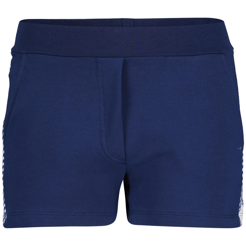 Afbeelding van MonnaLisa 193402R2 kinder shorts blauw