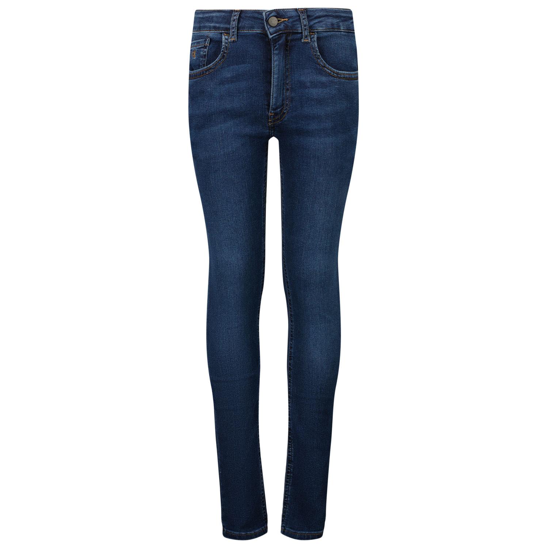 Afbeelding van Calvin Klein IB0IB007671 kinderbroek jeans