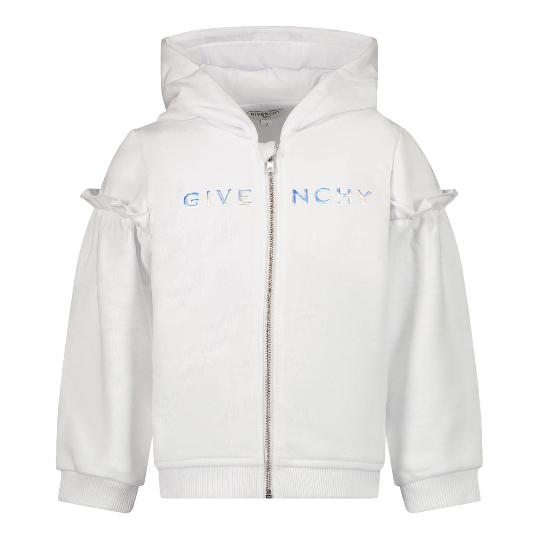 Afbeelding van Givenchy H05165 baby vest wit