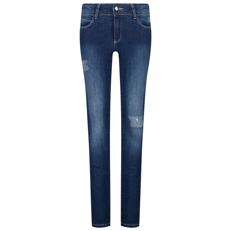 Afbeelding van Liu Jo GA1222 kinderbroek jeans