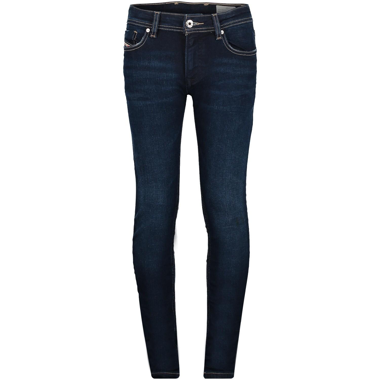 Afbeelding van Diesel 00J3RJ KXA55 kinderbroek jeans