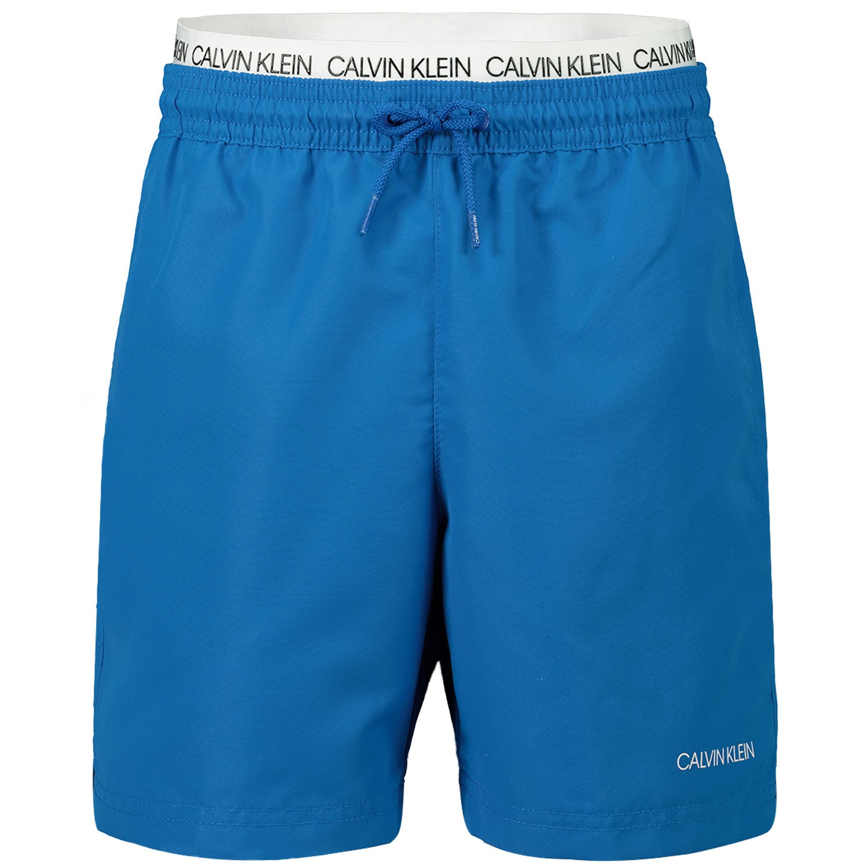 Afbeelding van Calvin Klein B70B700178 kinder zwemkleding turquoise