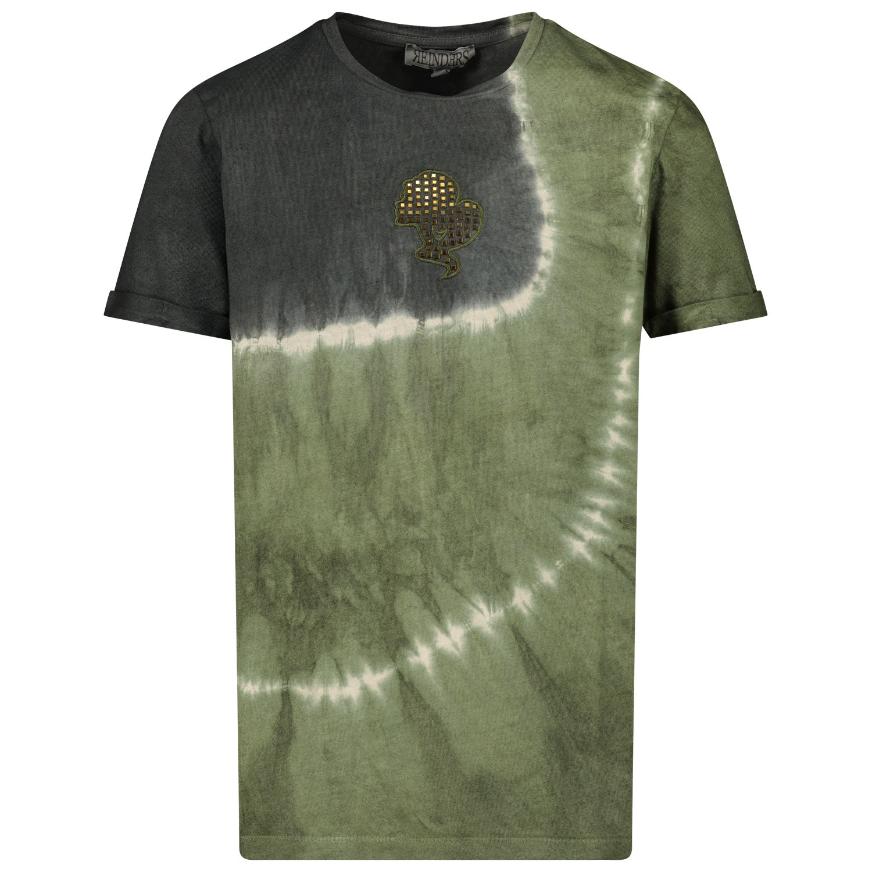 Afbeelding van Reinders G2053T kinder t-shirt army