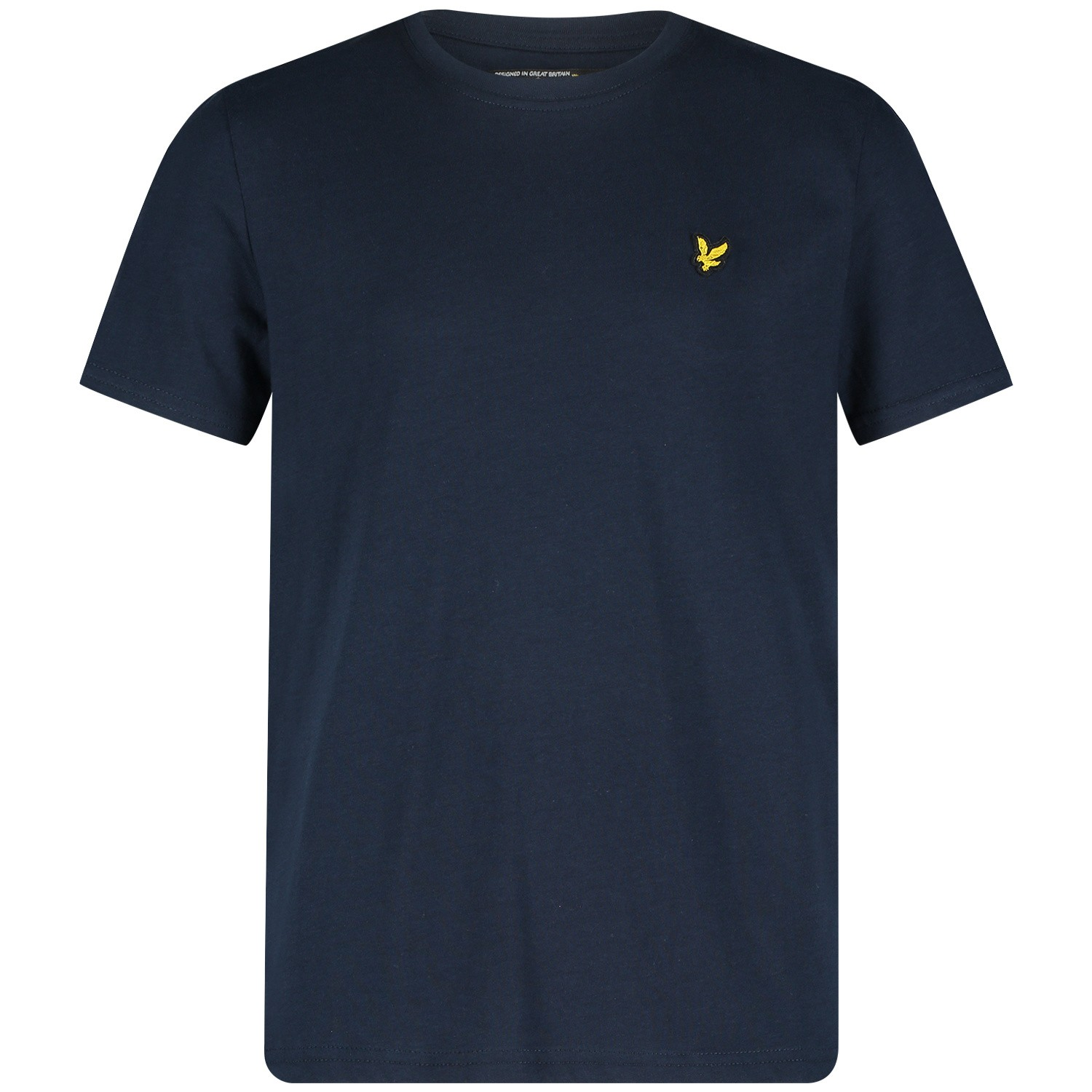 Picture of Lyle & Scott LSC0003 kids t-shirt navy